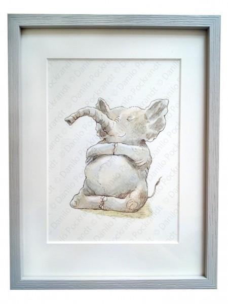 Der meditierende Elefant